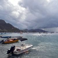 Guadeloupe, semaine 1