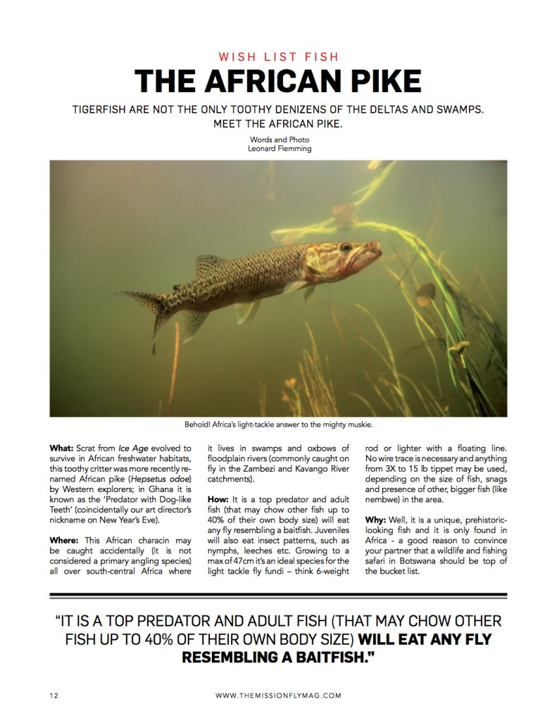 african-pike