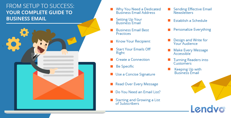 From Setup to Success Your Complete Guide to Business Email - Lendvo