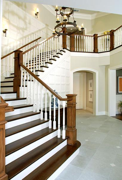 Staircase Moulding Design