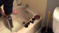 Bathtub Won T Drain Standing Water - Bathtub Designs