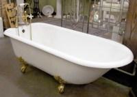 Jetted Clawfoot Tub - Bathtub Designs