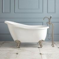 Clawfoot Tub With Jets - Bathtub Designs