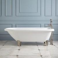 Modern Clawfoot Tub - Bathtub Designs
