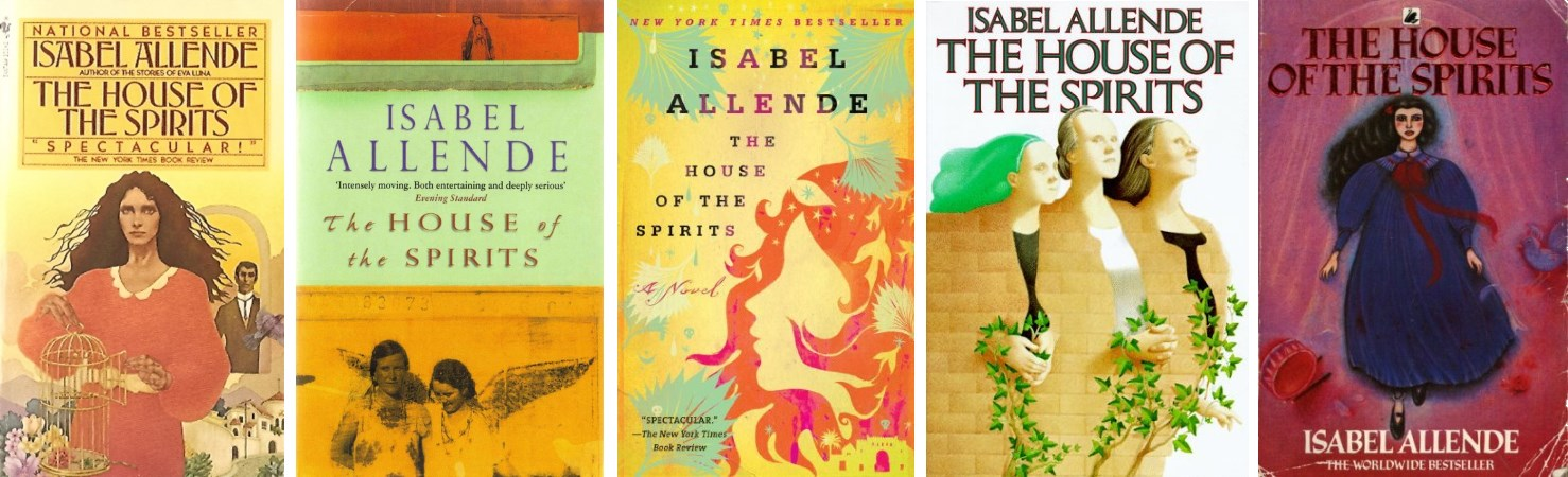 a comparison of two authoritarian characters in the house of the spirits by isabel allende and like  The house of the spirits by isabel allende the house of the spirits is a family saga that spans four generations, but focuses primarily on the lives of two.