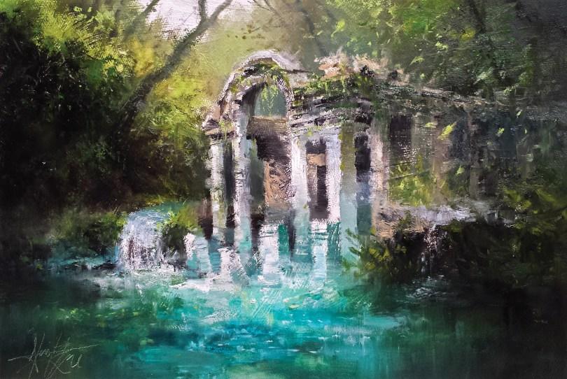 Ruins II © Alexis Le Borgne