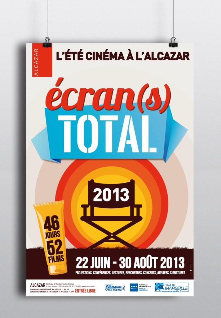 Ecran(s) Total - Alcazar