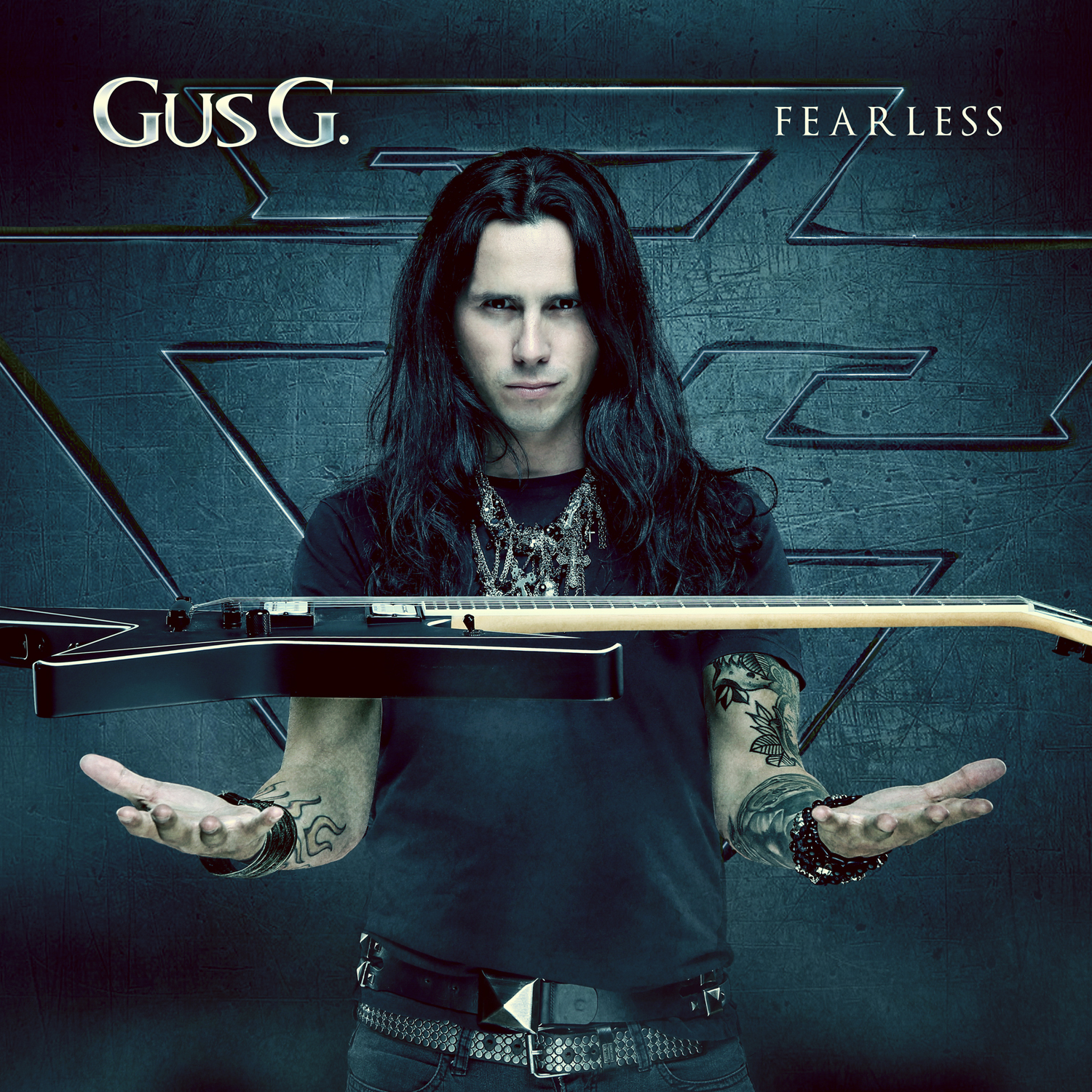 Live Fall Wallpaper For Pc Gus G Fearless Album Review Leon Tk