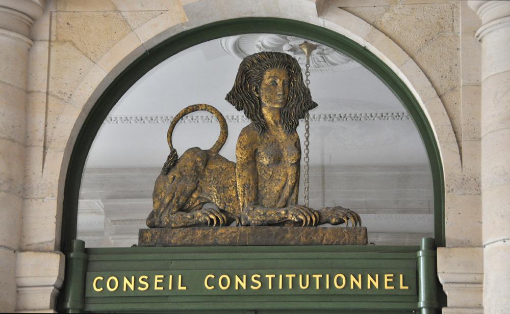 Le Conseil d'Etat transmet au Conseil Constitutionnel la QPC ...