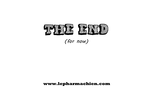 The REAL difference between generic and brand name drugs - Le Pharmachien : the end