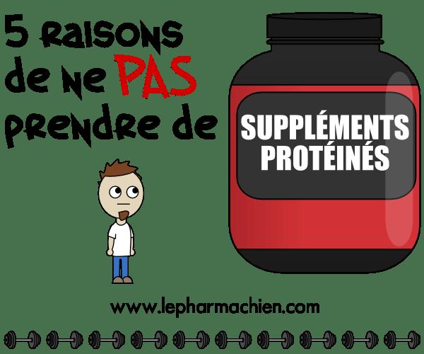 5 raisons de ne pas prendre de suppléments protéinés (0)