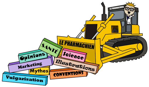 Le Pharmachien dans Le Reporter