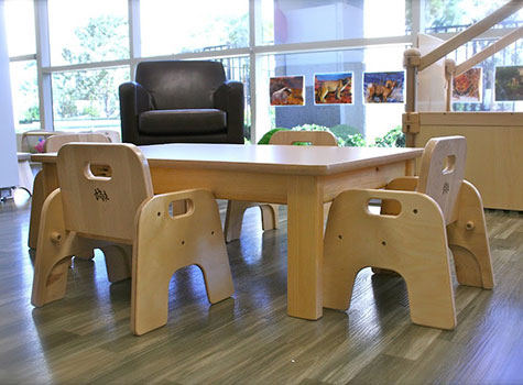 A Sneak Peak Into The Nido Your Babys Home Away From Home Leport Montessori Schools