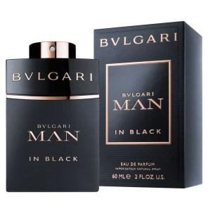 BULGARI MAN IN BLACK edp 60ml uomo