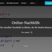 Screenshot von Matheboss