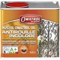 Protection antirouille extrieur / intrieur Rustol ...