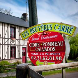 Boutique Les Bruyères Carré Moyaux Normandie