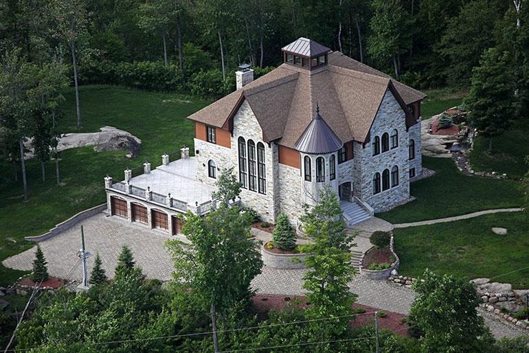 Diaporama Les 10 Maisons Les Plus Cheres Du Quebec