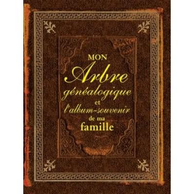 Mon Arbre G N Alogique Et L Album Souvenir De Ma Famille Editions