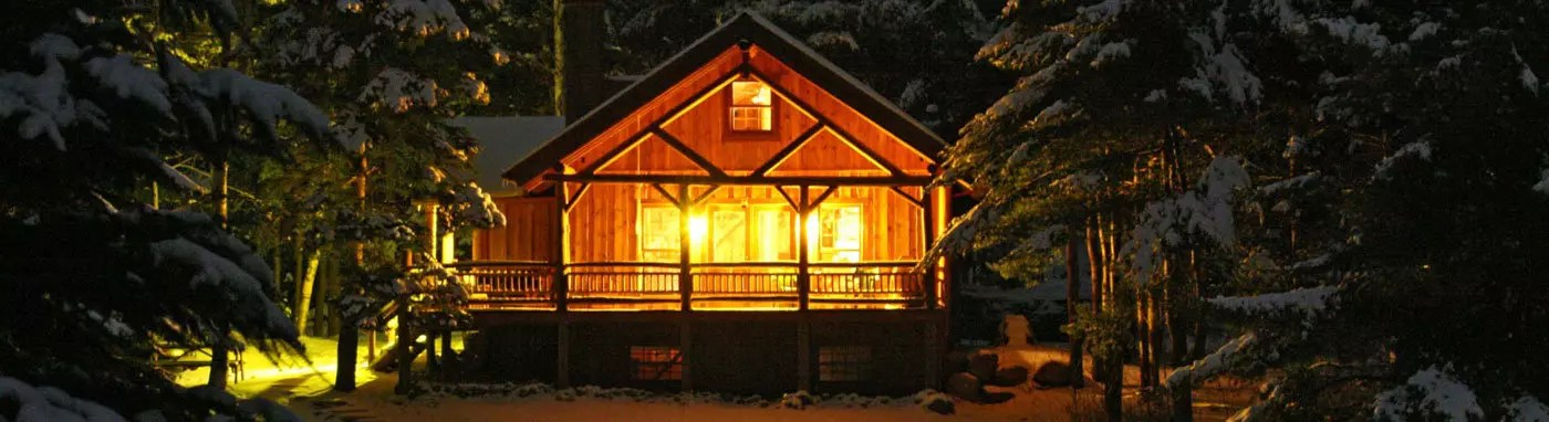 location chalets laurentides