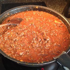 Ajouter le coulis de tomates