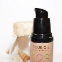 fond de teint 123 perfect Bourjois