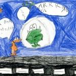 Arnaud Dubord-Christin, 10 ans, Rawdon
