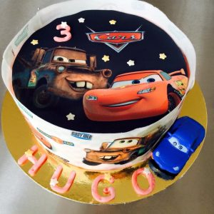 Gateau cars