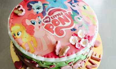 Gateau little pony