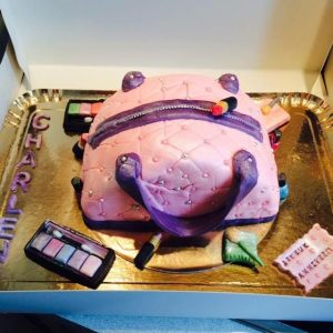 Gateau maquillage