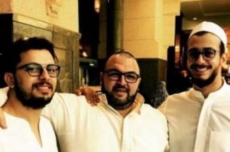 Saad Lamjarred et Hatim Ammor à El Omra