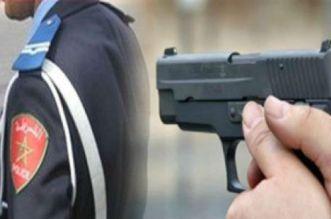 Casa: un policier tire sur un trafiquant de drogue