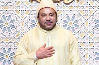 Mohammed VI félicite le Souverain du Swaziland