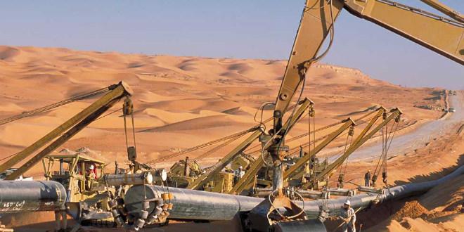Découvert d'un nouveau gisement de gaz naturel dans le Gharb — Sebou