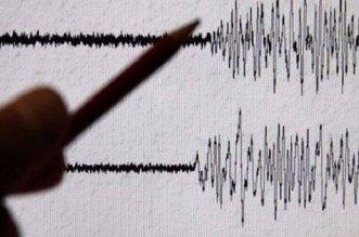 Léger tremblement de terre dans la région de Nador