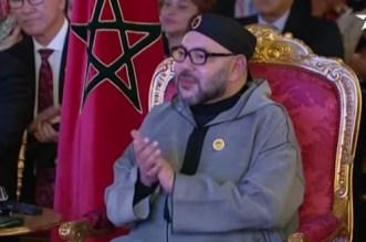 Le président de Mauritanie adresse un message au roi Mohammed VI