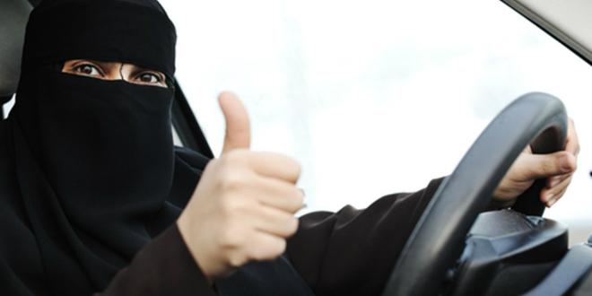 Les femmes autorisées à conduire — Arabie Saoudite
