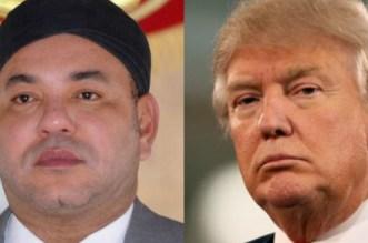 Donald Trump a envoyé une lettre au roi Mohammed VI