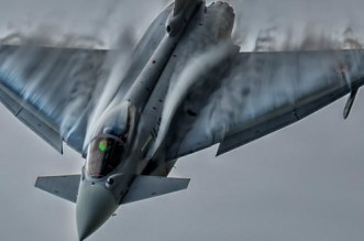 Crash d'un avion militaire en Espagne (VIDEO)
