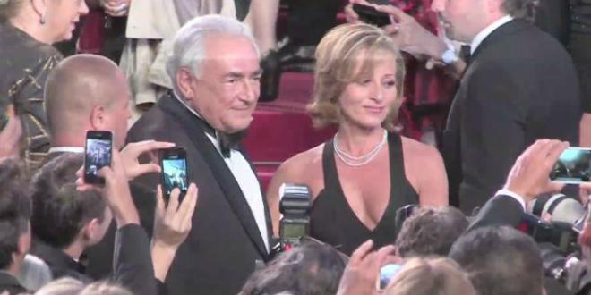 En France, la presse people s\u0027est intéressée au mariage de Dominique  Strauss,Kahn qui a récemment eu lieu à Marrakech. Et si cette fête a été  qualifiée de