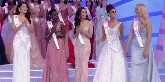 Découvrez la nouvelle Miss Monde 2017 (VIDEOS)