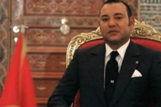 Message du roi Mohammed VI au prince Albert de Monaco