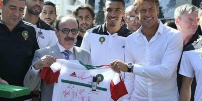 La polémique enfle sur la présence d'El Omari avec l'équipe du Maroc