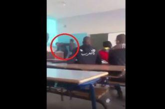 Nouvelle agression d'un élève sur un prof au Maroc