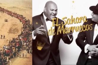 El Sahara de Marruecos: «J'ai fait cette chanson par amour pour mon pays» (VIDEO)