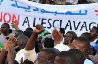 Sit-in devant l'ambassade de Libye à Rabat pour dire non à l'esclavage