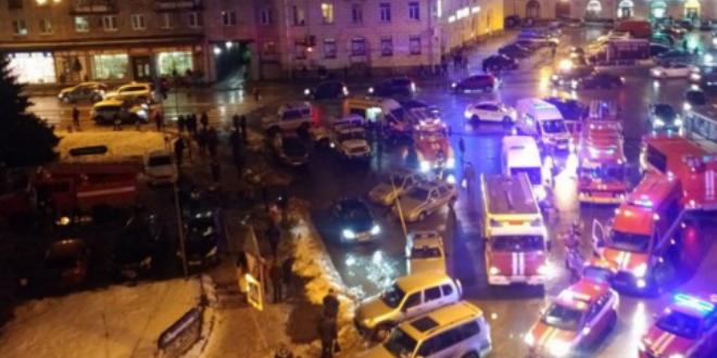 L'EI revendique l'attaque de mercredi à Saint-Pétersbourg