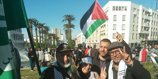Statut d'Al Qods: comment j'ai vécu ce mémorable dimanche  de la colère à Rabat