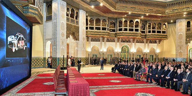 De nouveaux investissements au Maroc pour 1,2 milliard d'euros — Automobile