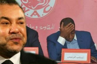 Pourquoi le roi Mohammed VI n'a pas reçu le Wydad?